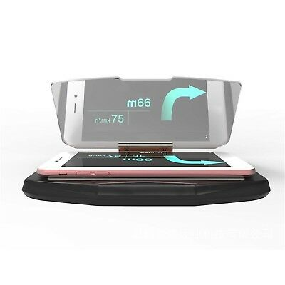Smartphone GPS Driver Heads Up Display Projector for All Cellphones