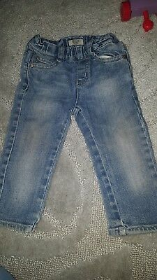 armani baby boys jeans 12 month