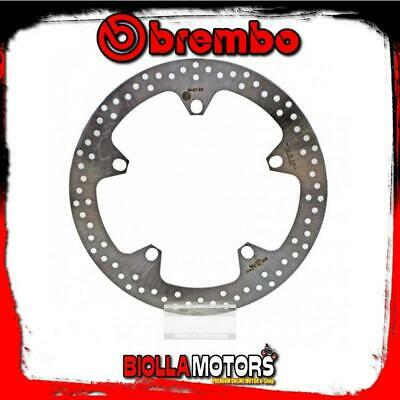 168B407D7 Vordere Bremsscheibe Brembo Bmw S 1000 Rr 2009- 1000Cc Fixed