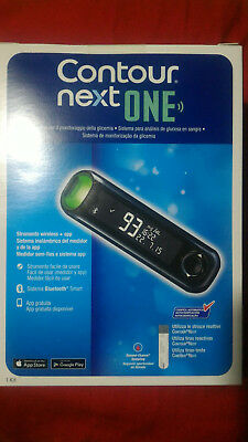 contour next one glucose monitor