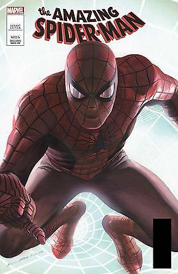 Amazing Spider-man #789 (2017, Marvel) Legacy Ross LH Variant PRESALE