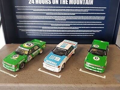 1:43 Ford Falcon Dick Johnson Racing 1983 Bathurst The Last 24 hours set. Biante
