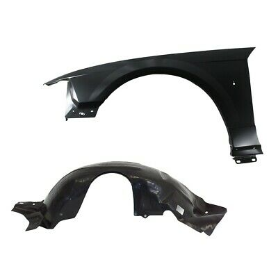 New Fender Front Driver Left Side LH Hand FO1240168 F6ZZ16006AA Ford Mustang