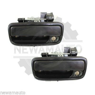 AM Front,LH Left Driver Side DOOR OUTER HANDLE For Toyota Tacoma