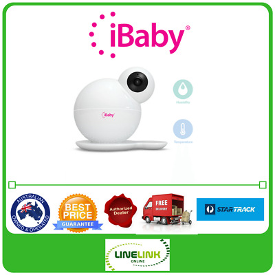 iBaby M6T Smart Baby Monitor - For iPhone & Android - Authorised Dealer