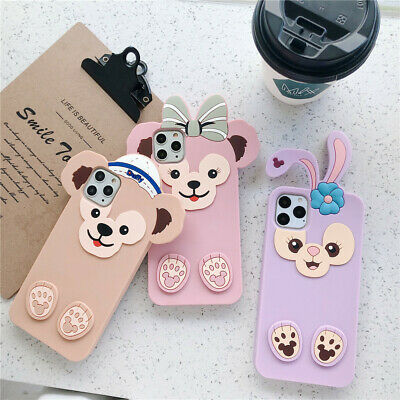 Cute Hello Kitty Strap Tassel Pendant Soft Case Cover for iPhone 6 7 8 Plus X Xs