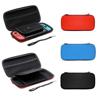 Travel Hard Shell Carrying Case Protective Storage Cover Bag For Nintendo Switch