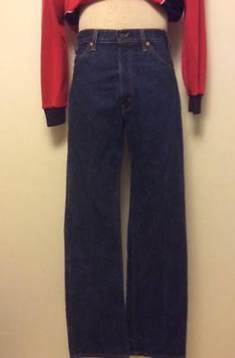 1980s Levi's 517 40517 0215 Denim Jeans  30 x 36 Orange Tab