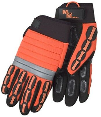 Glove Meta Miner Sz Lg Retails for $29.00 GREAT DEAL NEW Work Gloves FREE SHIP
