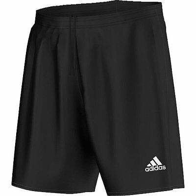 OFFICIAL ADIDAS PARMA 16 SHORTS Black - Size Youth 7/8 yrs