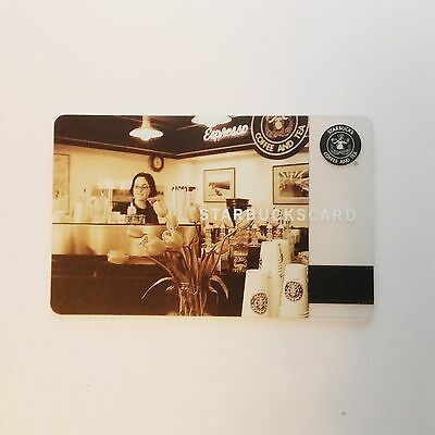 Official Pike Place Starbucks Gift Card