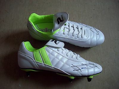 Frank Lampard hand signed football boots