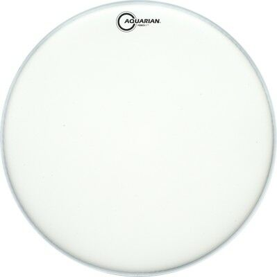 Aquarian Force I Texture-Coated Bass Drum Batter Head Clear 22 in.