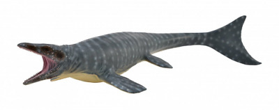 CollectA Prehistoric Life Mosasaurus Toy Figure - Authentic Hand Painted & Paleo