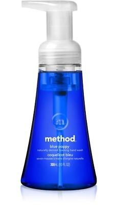Method Foaming Hand Soap Blue Poppy 300ml