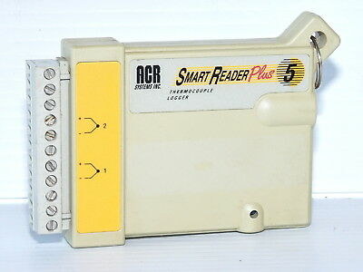 ACR Systems SmartReader Plus-5 Thermocouple Data Logger