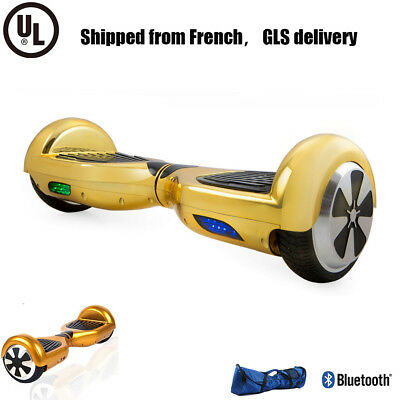 """6.5"""" Hoverboard E- Scooter Bluetooth Smart Balance Skateboard with handing bag G"""