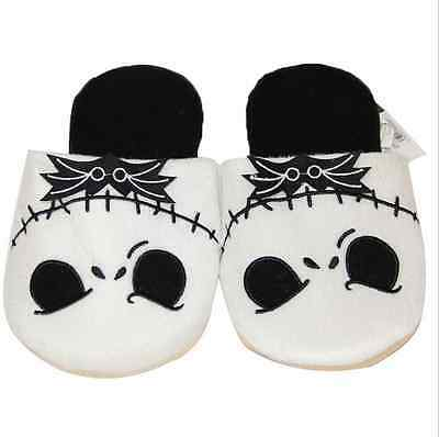 Adults Warm Slippers The Nightmare Before Christmas Jack Skellington Slippers uk