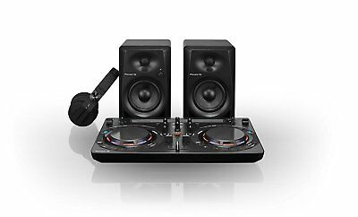 Pioneer DJ Starter Kit with Headphones, Speakers & Deck - Free P&P to IRE & UK!
