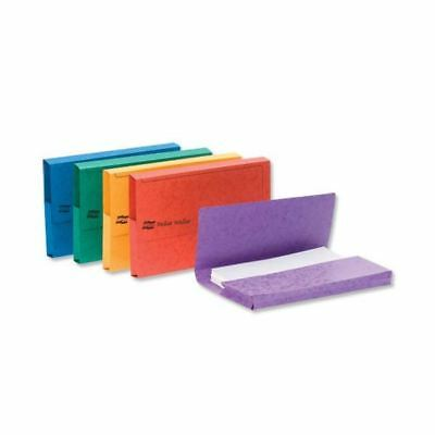 Europa A3 Document Wallet 32mm Capacity Assorted (Pack of 25) 4780Z [GH4780]