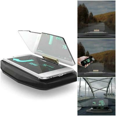 Smartphone GPS Driver Heads Up Display GPS Projector for All Cellphones
