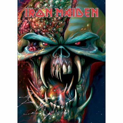 Iron Maden Postcard Final Frontier Standard Official Band Music