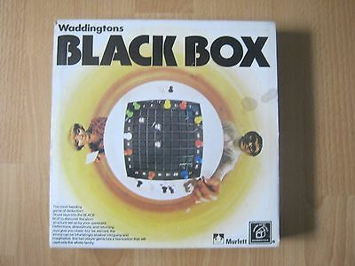 Waddingtons Black Box Game - 1977
