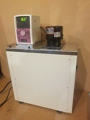 Never used - Grant GD100  Lab Chiller -Heat/Cool with Bath and Circulator