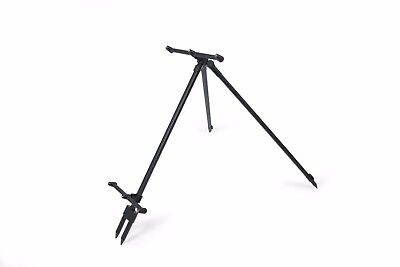 Korum River Tripod Krest/24 Barbel Double Rod Rest Rod Pod