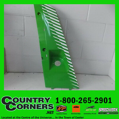 Used Wildcat Trail Xt Rh Side Cover,4406-38