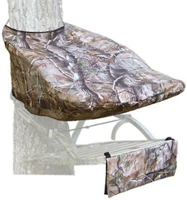 Cottonwood Outdoors CCCWSTSCS Small Treestand Cover Clear Cutt Camo