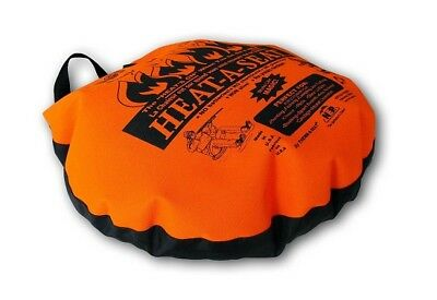 "Therm-A-Seat TS303 Heat-A-Seat Warmer 17"" - Blaze Orange & Black"