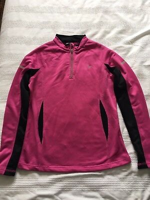Long Sleeve Running Top Size 12-14