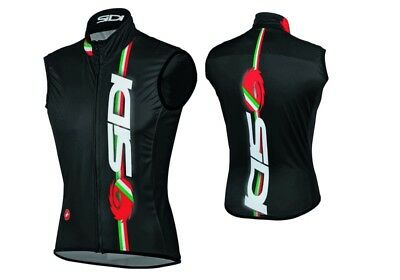 Sidi Dino 2 Aero Wind Vest Black (made by Castelli)