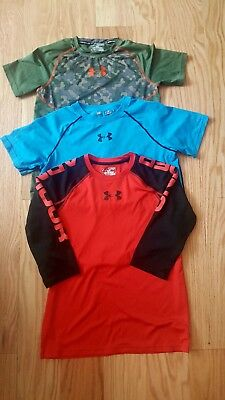 Boys under armour xlarge lot