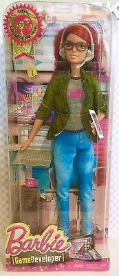 2016 Game Developer Career Of The Year Barbie Doll NRFB