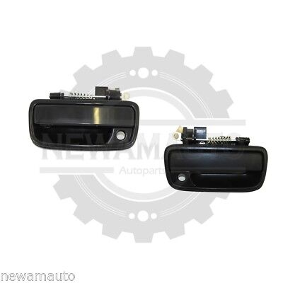 AM Front,LH RH Pair DOOR OUTER HANDLE For Toyota Tacoma