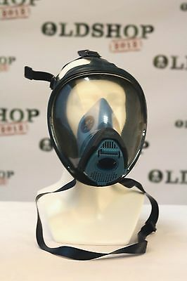 DRAGER FUTURA  Full Face gas Mask Respirator USED TR-2002 CL2