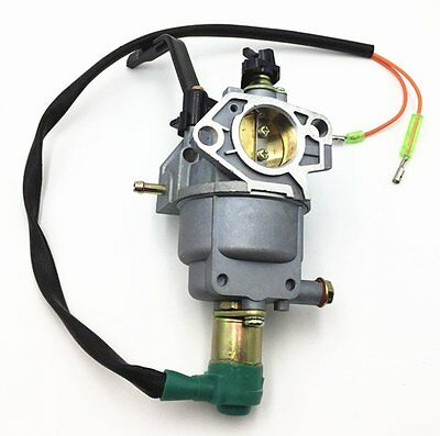 manual choke carburetor for honda gx340 gx390 engine motor rh picclick com Honda GX340 Service Manual Honda GX340 Parts Diagram