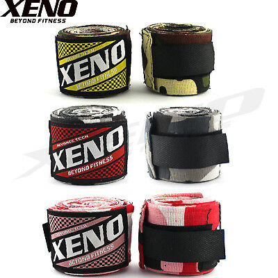 Xeno Hand Wraps Bandages Boxing Fist Inner Gloves Mexican Stretch Muay Thai MMA