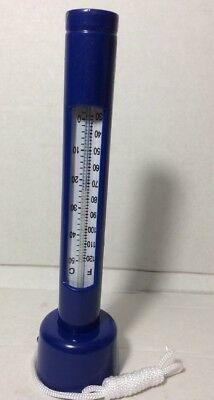 Swimming Pool Or Spa Thermometer Floating