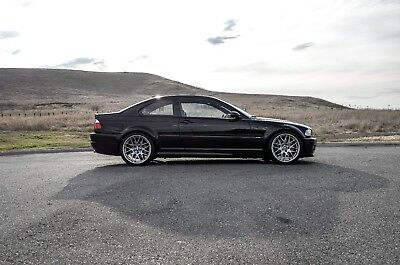 """2006 BMW M3 M3 ZCP Competition Package 2006  BMW M3 ZCP Competition Package """"Stock/Unmodified"""""""
