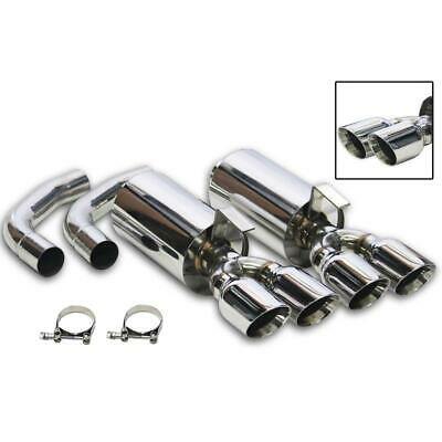 Flowtech 52016FLT Axle-Back Exhaust System Fits 13-14 Mustang