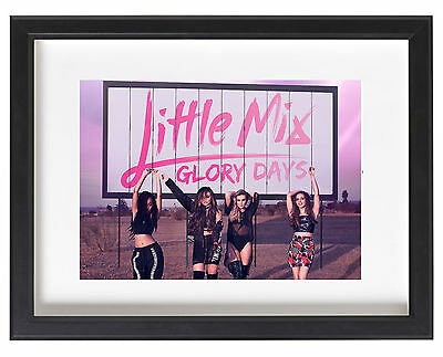 Little Mix Glory Days 2017 Unique A4 Poster Gift Birthday