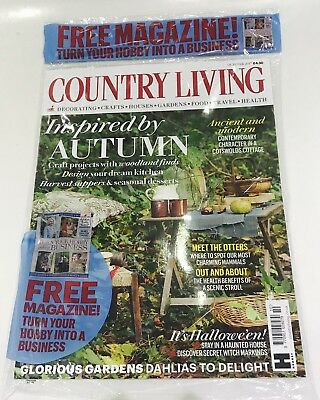 Good homes magazine october 2017 new picclick uk for Where is the horseshoe in country living october 2017