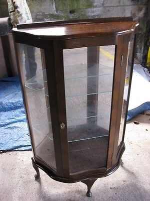 Antique China Display Cabinet in very good condition