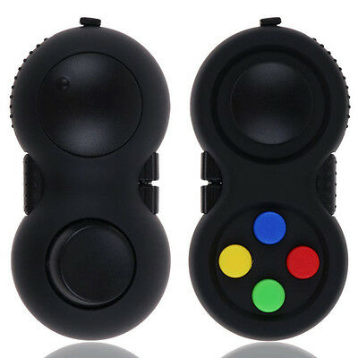 Magic Fidget Hand Shank Pad Spinner ADHD Autism Anixety Stress Relieves Toy Gift