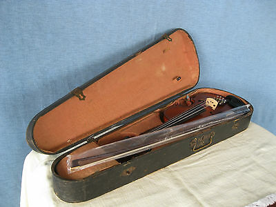 Violin  German Trade Three Quarter Size   355229