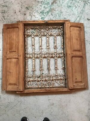 Moroccan Window Frame