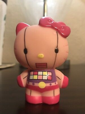 Sanrio Hello Kitty Robot Collectible Key Ring Vinyl Figure Blind Box Urban Rare!